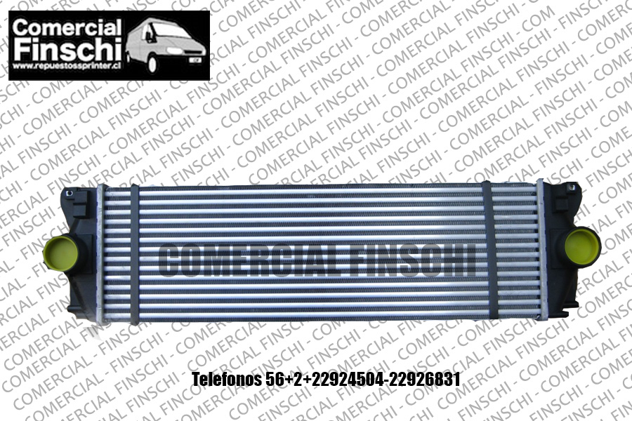 INTERCOOLER MERCEDES BENZ SPRINTER 515